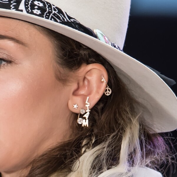 "Miley Cyrus Performs on NBC's ""Today"""