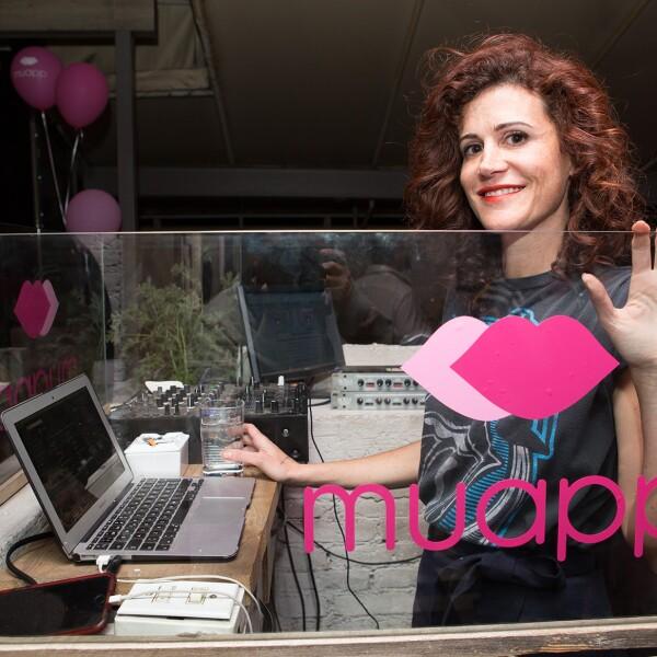 Lanzamiento de la app MUAPP