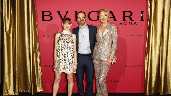 Bulgari Hosts #Starsinbulgari Night In Berlin