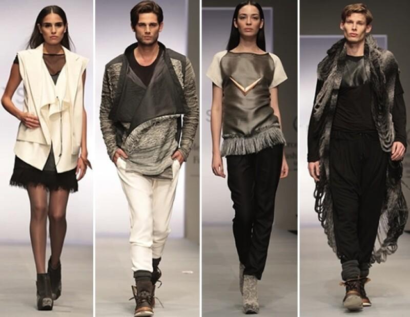 La tercera jornada del marco de la moda capitalino se caracterizó por la innovación en materiales y las propuestas masculinas.