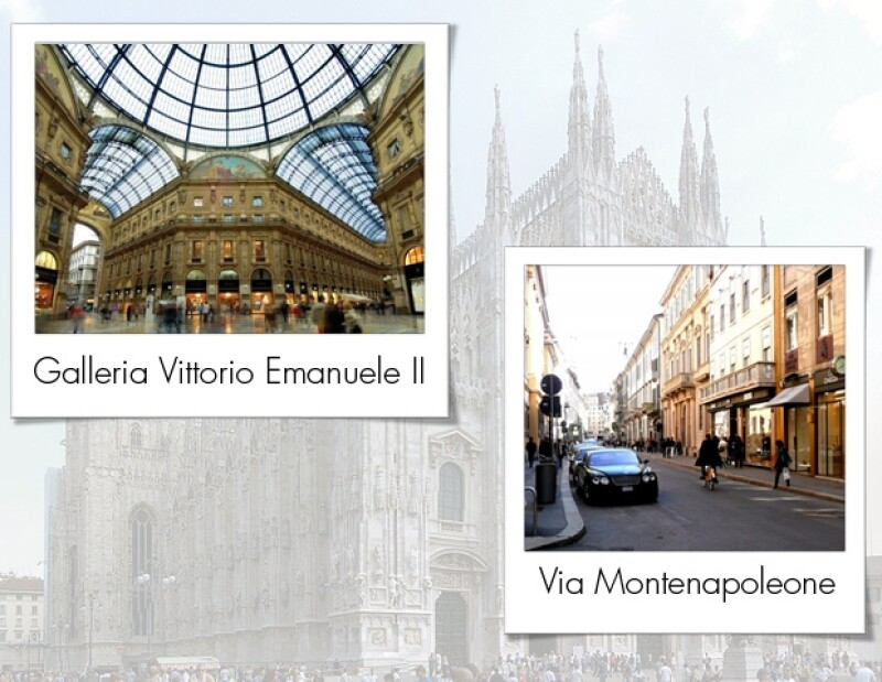 Si vas a Europa sería imperdonable que no vayas a Milán.