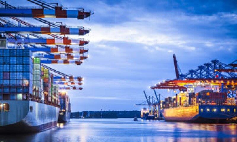 Con tasas anuales, las exportaciones aumentaron 3.4% durante octubre.  (Foto: Getty Images)