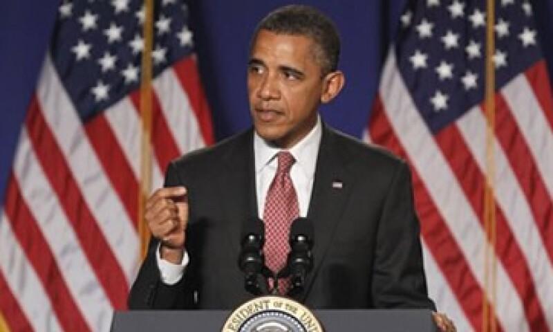 Obama aseguró que la nueva ley de patentes atraerá inversión financiera a los emprendedores. (Foto: AP)