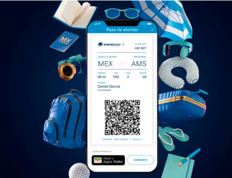 Aeroméxico App