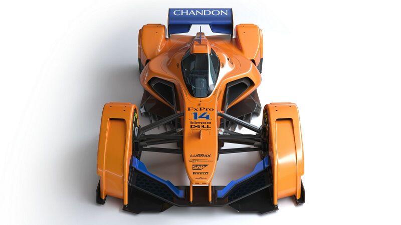 McLaren X2