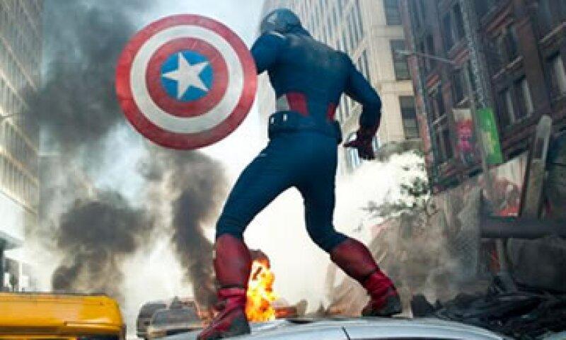 El actor Chris Evans interpretará al superhéroe Capitán América. (Foto: tomada de Twitter/@Avengers )