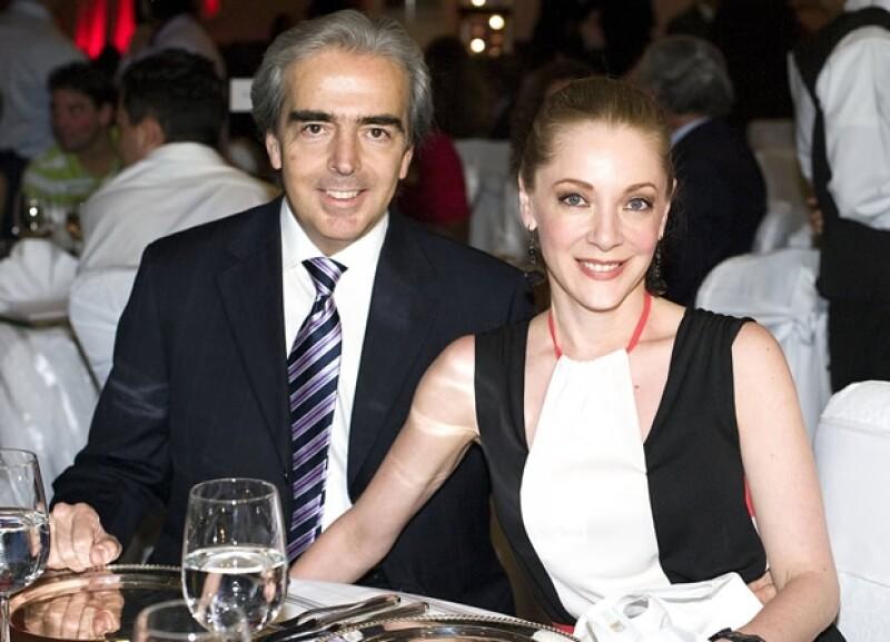 La actriz, quien actualmente protagoniza la telenovela `Vivir a destiempo´,  ha sabido no sólo tener una carrera exitosa, sino también una familia.