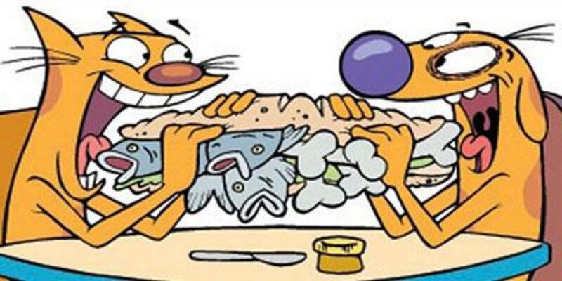 CatDog fue emitida por primera vez el 4 de octubre de 1998