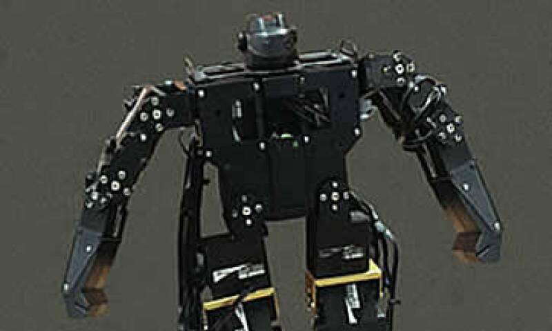 Robot (Foto: Lariza Montero)