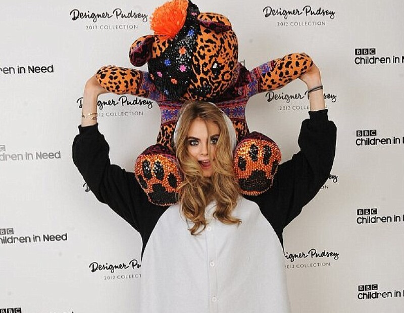 Cara tiene 9.2 millones de seguidores en instagram. Una de las celebrities más influyentes en las redes sociales.