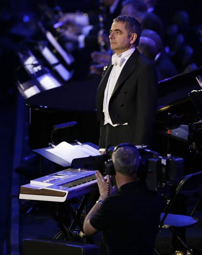 Rowan Atkinson y su humor hicieron reír a millones.