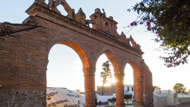 Museo Inflable Itinerante Tocando al Mismo Son, a detalle