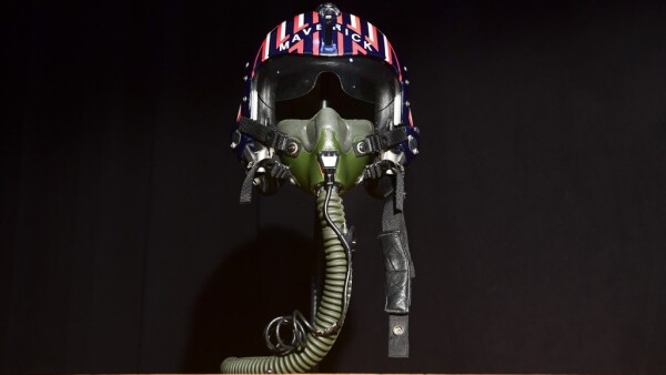 casco top gun
