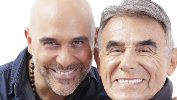 Hector Suárez Gomís y Héctor Suárez