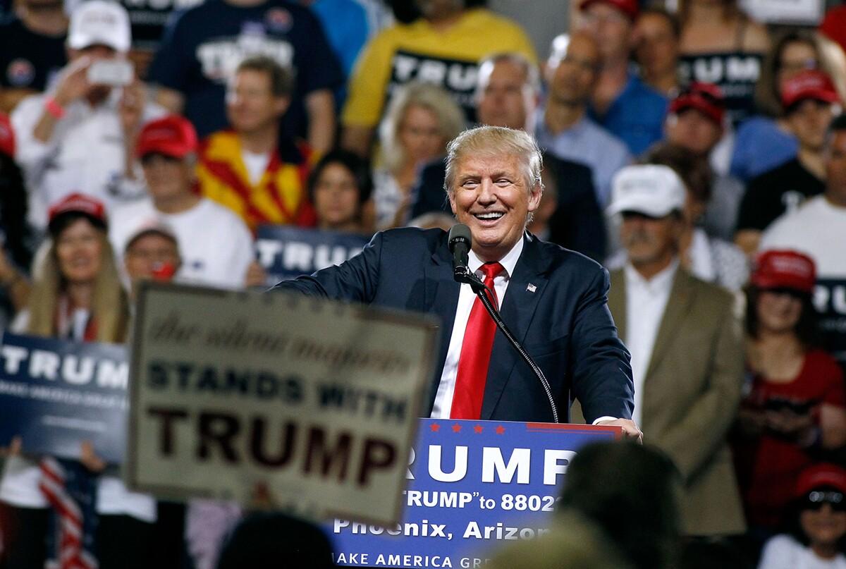 OPINIÓN  ¿Cómo logró Donald Trump convertirse en una celebridad mundial  6142778dac11