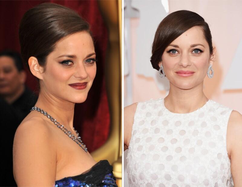 El mejor momento para hacer un cambio de look es en una alfombra roja… Si no nos crees, checa a las celebridades que decidieron hacer algunos ajustes en su maquillaje o pelo en esta noche.