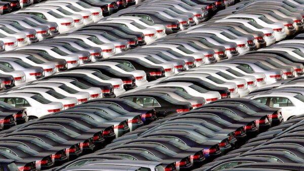 LAS EXPORTACIONES DE AUTOMOVILES SE DISPARAN UN 11,7 POR CIENTO EN FEBRERO