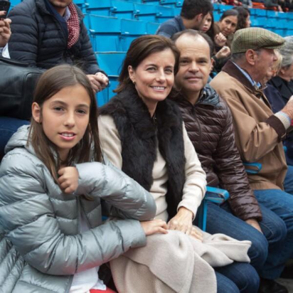 Ana Bolivar,Maria Luisa Bernaldo,Marcelo González