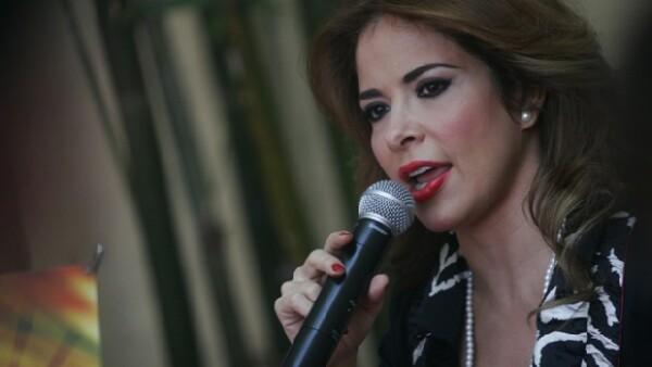 El próximo 20 de marzo, la intérprete se subirá al escenario que será colocado en el campo de futbol de la Quinta Colón del municipio de Tempoal, Veracruz.