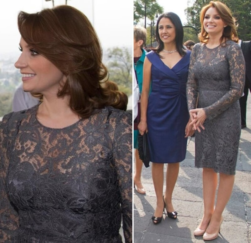 Nombrada como la séptima primera dama con mejor estilo en el mundo, expertas en imagen comparten cuáles han sido sus aciertos y qué le recomendarían mejorar a Angélica Rivera respecto a su estilo.
