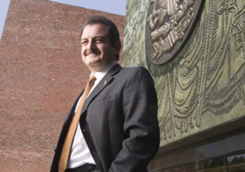 El priista es visto en la Cámara baja como el diputado que defiende las causas de los empresarios. (Foto: Duilio Rodríguez)