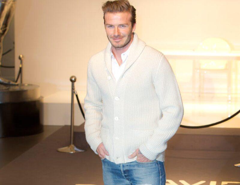 El juego del futbolista con la ropa interior va para largo, y es que el astro británico está deseoso de extender su colaboración con H&M.