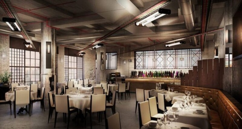 """""""Union Street Café"""" es el nombre de la nueva propuesta gastronómica que el ex futbolista ha puesto en marcha junto a su amigo chef, a quienes también une la amistad de sus respectivas esposas."""