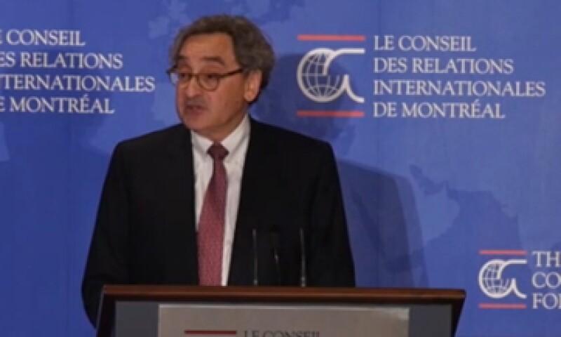 México se distingue como un país excepcional para invertir, dice el director general de CDPQ, Michael Sabia. (Foto: Tomada de cdpq.com )