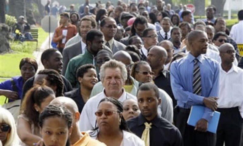 Analistas esperaban la creación de 75,000 nuevos puestos. (Foto: AP)