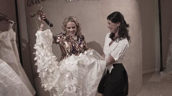 Adriana y Joanna se conocieron en México hace apenas dos años.