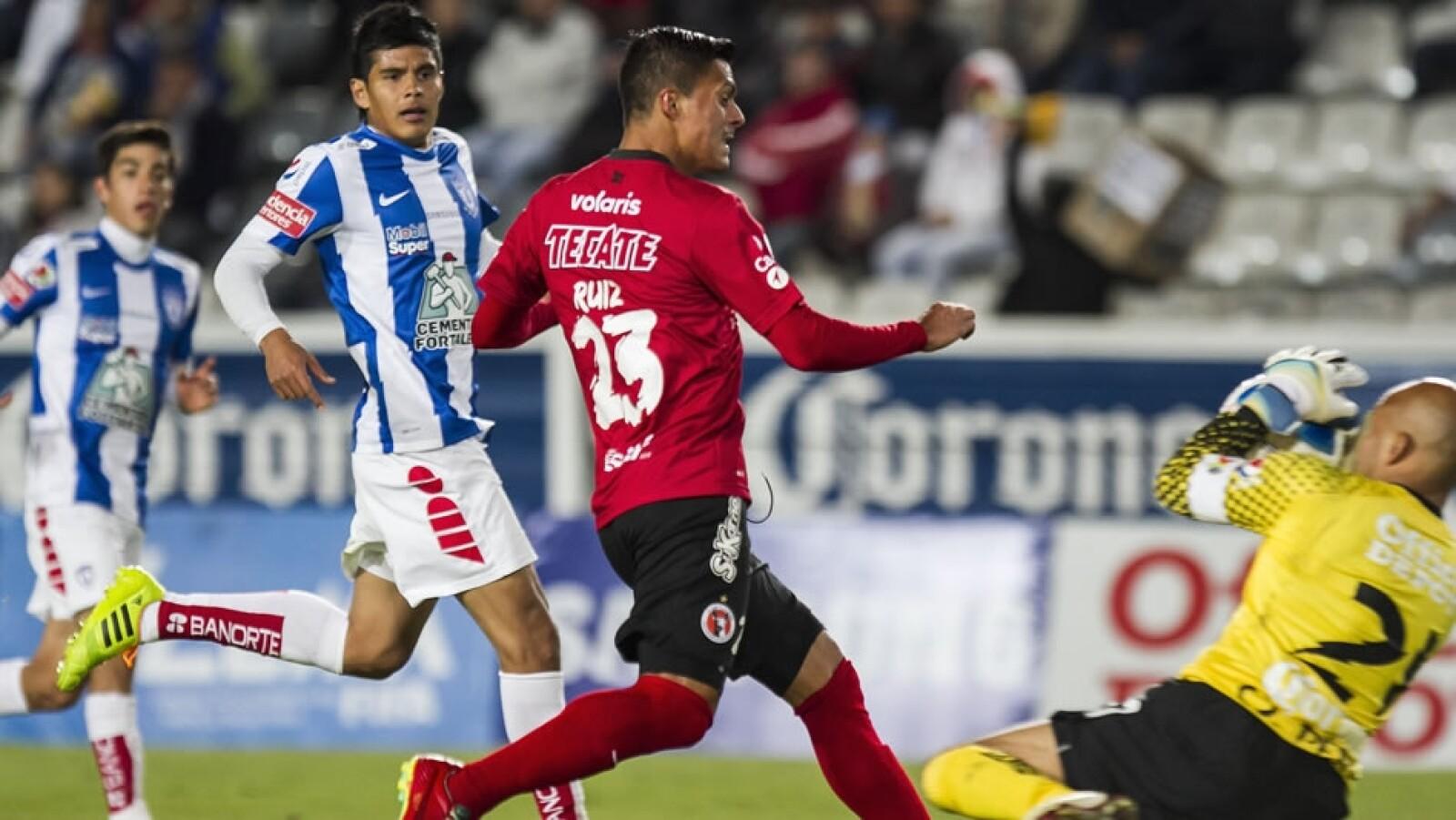 Los Tuzos lograron anotar los primeros goles en el Torneo Clausura 2014