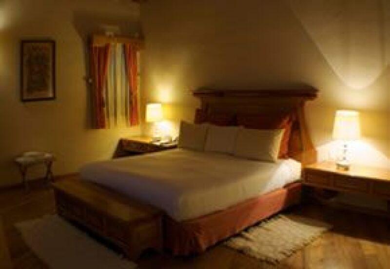 CLÁSICAS. Las habitaciones no están en el casco original pero conservan el estilo colonial.