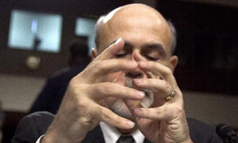 Ben Bernanke dijo que la economía estadounidense se desaceleró al 2% en el primer trimestre de este año. (Foto: Reuters)