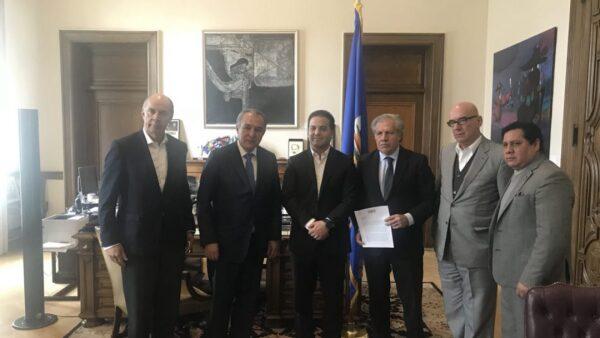 El Frente en la OEA