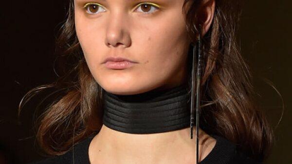 Anne Sophie, París: El pelo fue suelto y ondulado, con un fleco muy corto, un estilo clásico de los 50´s.