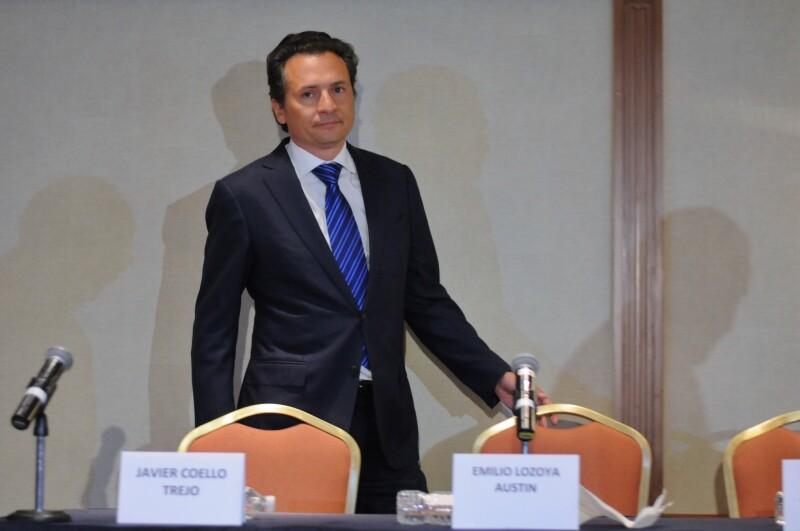 Emilio Lozoya 1