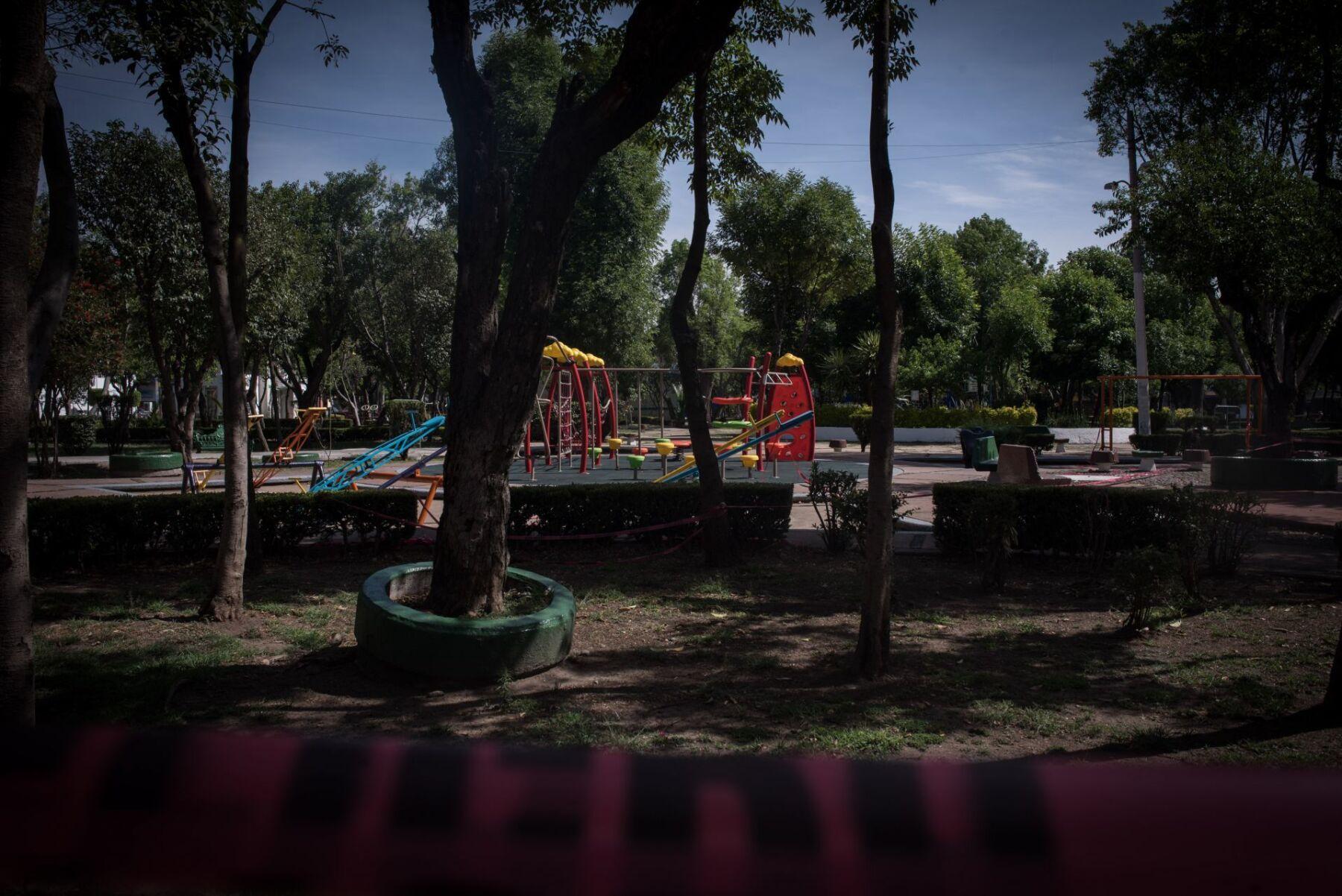 Parques de la CDMX
