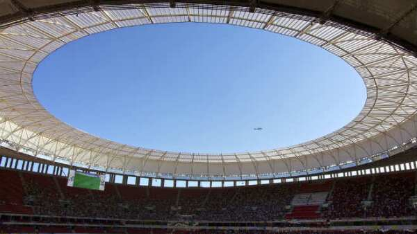 Estadio Copa del Mundo