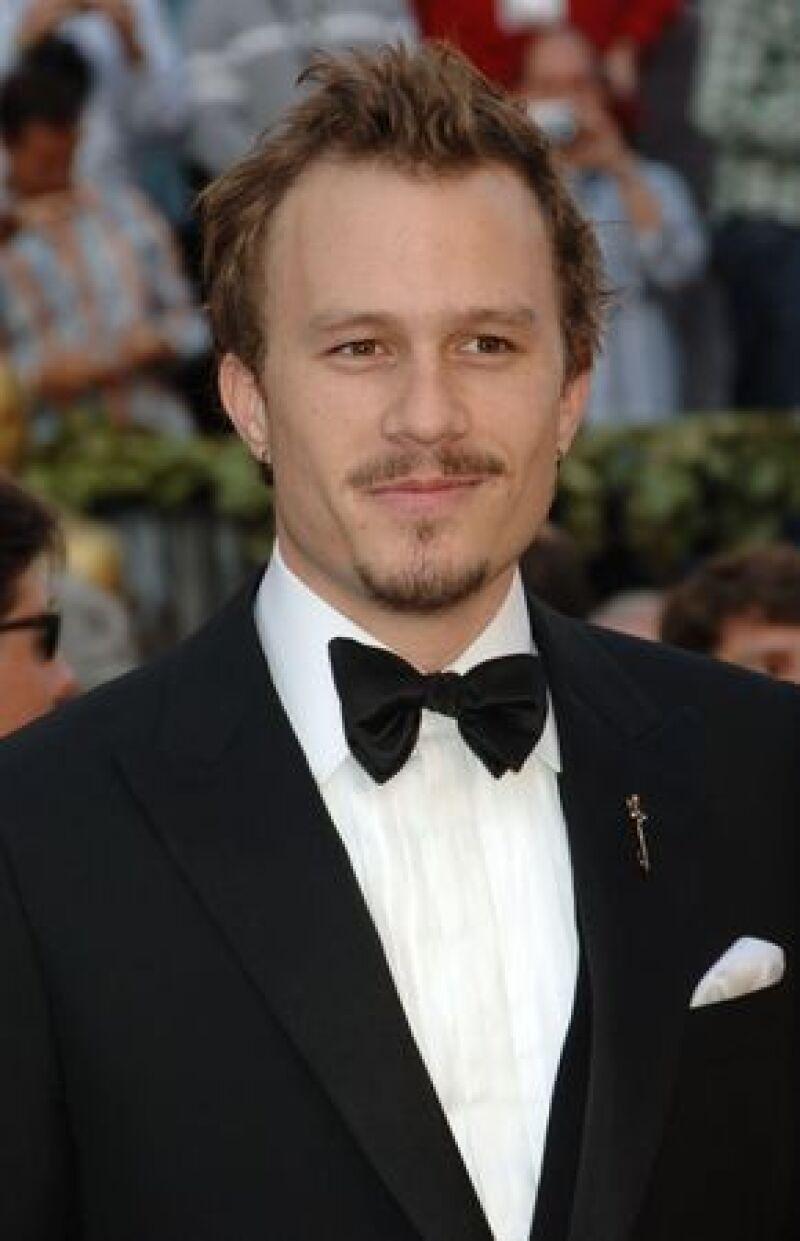 El fallecido actor fue honrado como Mejor Actor de Reparto gracias a su interpretación del Guasón en el filme Batman: El Caballero de la Noche.