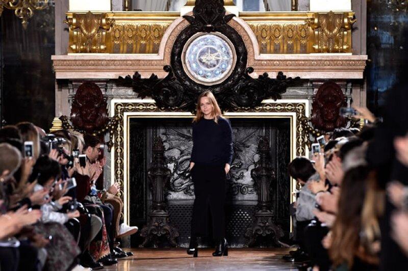 Stella McCartney en París.