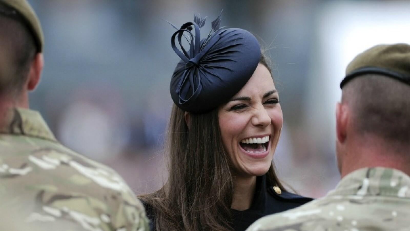 Kate Middleton, William, duques de Cambridge