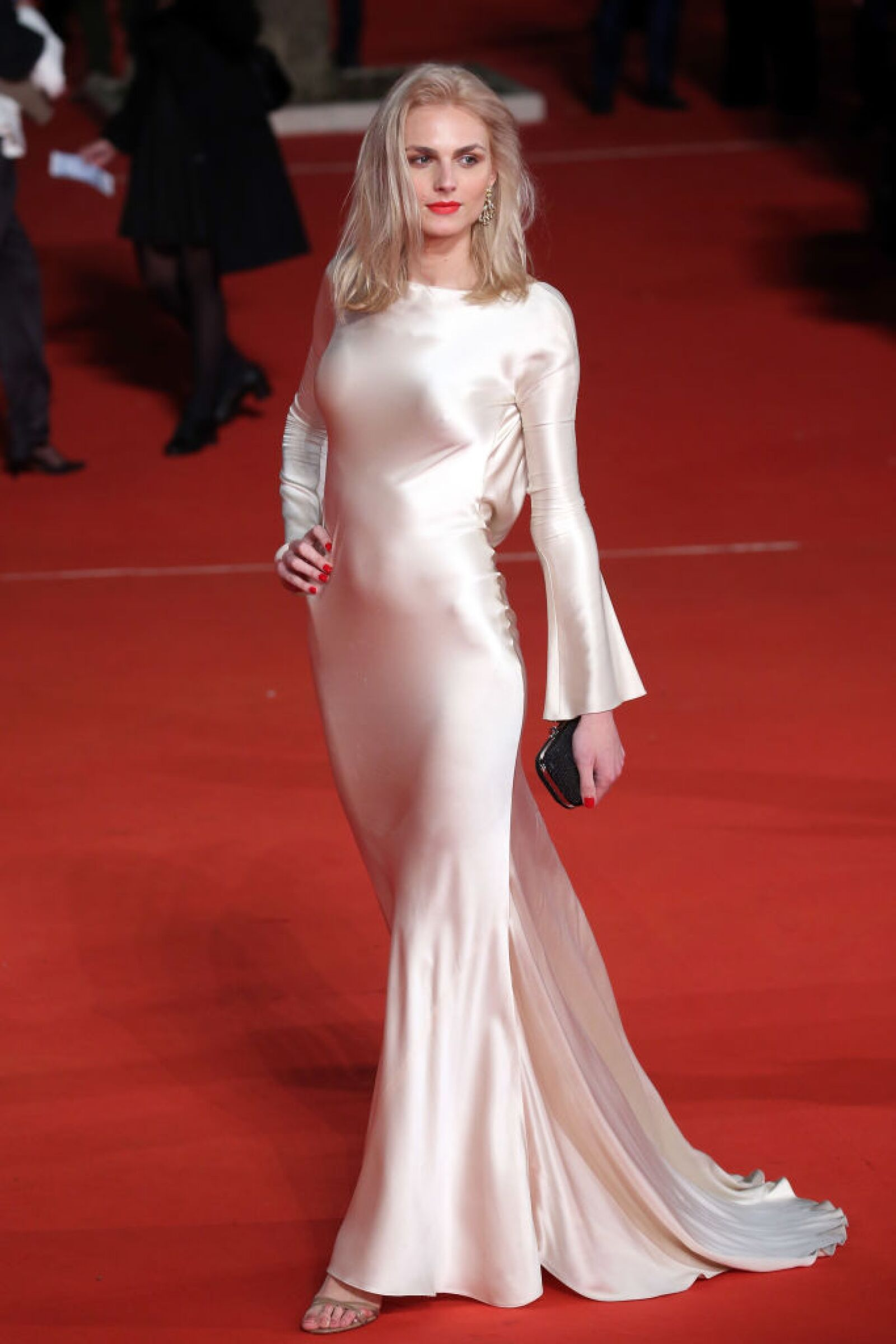 """""""The Girl In The Spider's Web"""" Red Carpet Arrivals - 13th Rome Film Fest"""