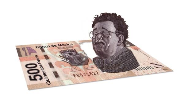 Tipo de cambio peso dolar diego rivera negativo