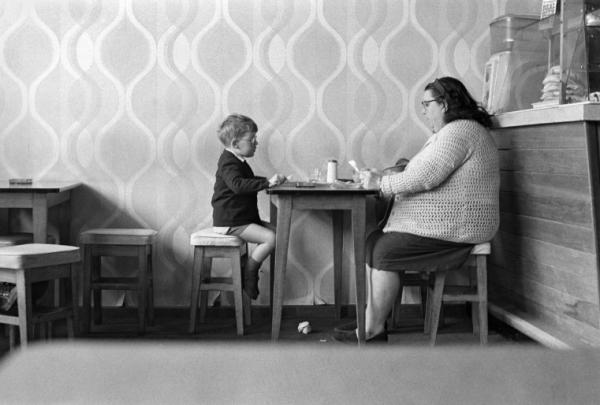 Gino's Coffee (1969), de Eric Jaquier