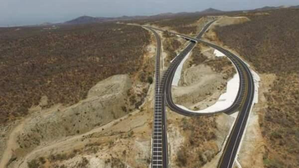 Autopista Cabo San Lucas Portada