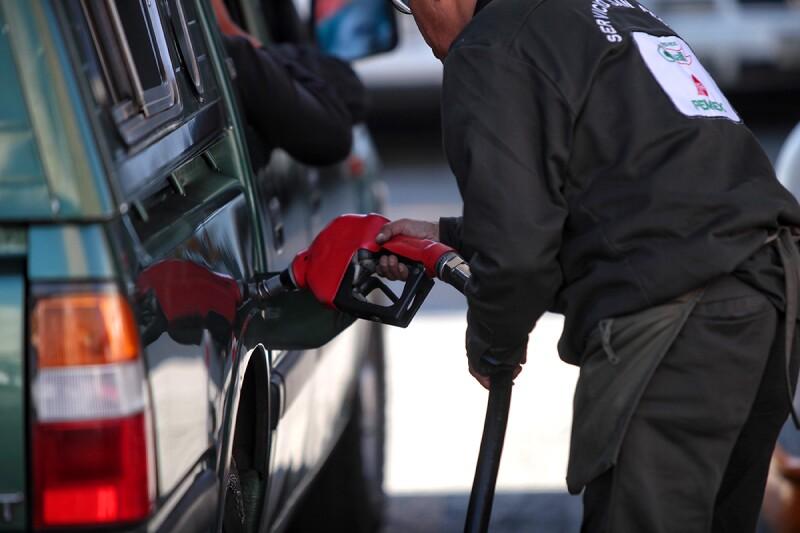 Gasolinería- gasolinera