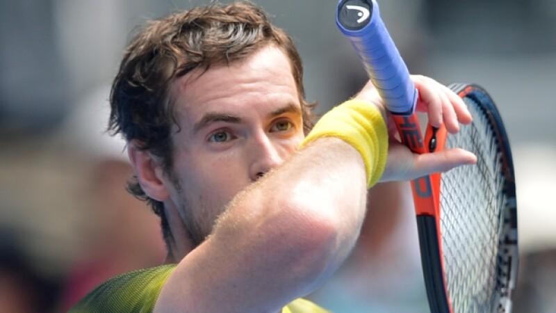 Andy Murray, Abierto de Australia, 2da ronda