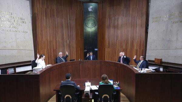 Los magistrados de la Sala Superior determinaron la responsabilidad de todos los consejeros en el incumplimiento de los principios de paridad en la elección de 2015, en Chiapas.