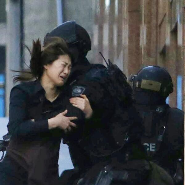rehenes Sydney operación 6