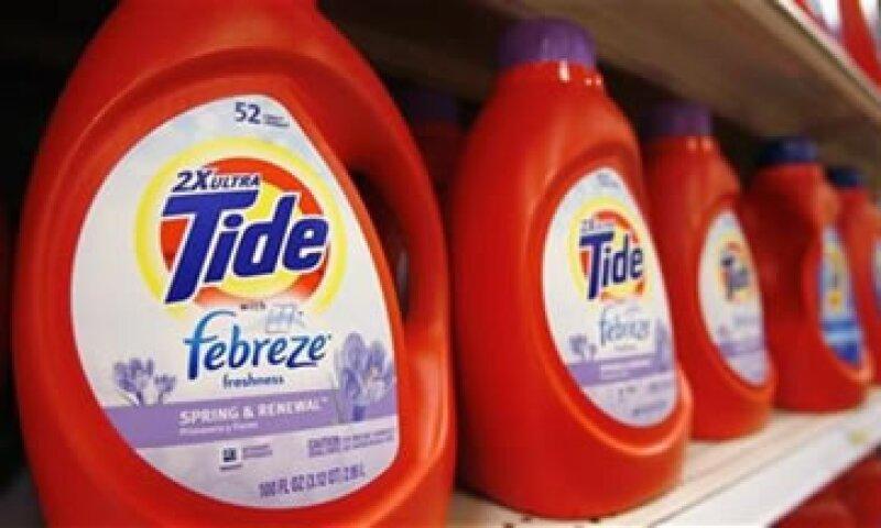 Procter & Gamble es fabricante de productos como el detergente Tide.  (Foto: Reuters)
